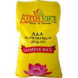 Jasmin Rice Aaa Super Premium Lotus 20kg