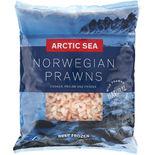 Ishavsräkor 200/300 Skalade Frysta Arctic Sea 2.25kg