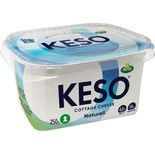 Keso Naturell 4% Keso 250g