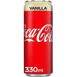 Coca-cola Vanilla Burk Coca-cola 33cl