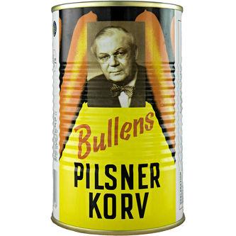 Pilsnerkorv 455/240g Bullens