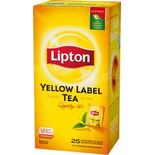 Yellow Label Tea Lipton 25p