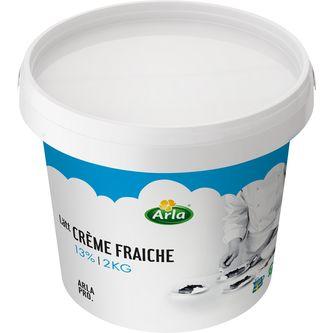 Crème Fraîche Lätt 15% 2l Arla Pro