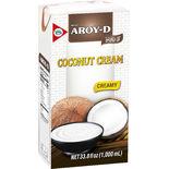 Coconut Cream Aroy-d 1l