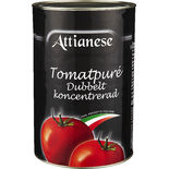 Tomatpuré Dubbel Konc. Attianese 4.5kg