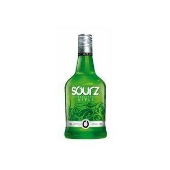 Sourz Apple Likör 15% 70cl Sourz