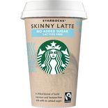 Skinny Latte Kaffedryck Starbucks 220ml