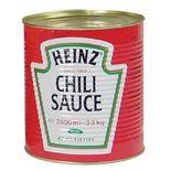 Chilisås Heinz 2,25kg