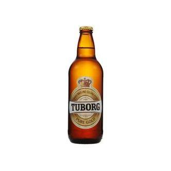 Tuborg Gold 5.3% Starköl 50cl Carlsberg