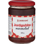 Jordgubbs- Marmelad Eldorado 400g