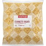 Cornetti Rigati Pasta Gastrino 5kg