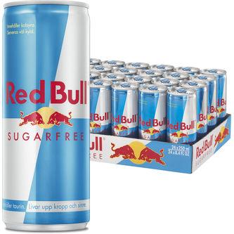 Red Bull Energy Drink Sockerfri 25cl Red Bull