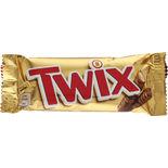 Twix Chokladbit Twix 50 g