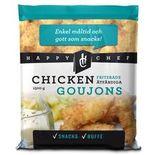 Goujons Kyckling Okryddad Fryst Happy Chef 1.5kg
