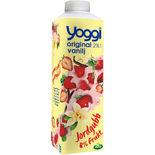 Vaniljyoghurt Jordgubb 2% Yoggi 1000g