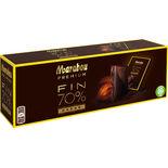 Premium 70% Cocoa Gift Box Marabou 210g