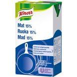 Mat Låglaktos Matgrädde 15% Knorr 1l