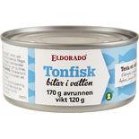 Tonfisk i Vatten Eldorado 120/170g