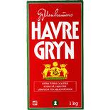 Havregryn Gyllenhamars 1kg